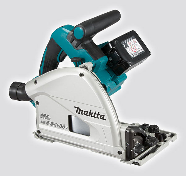 MAKITA DSP600ZJ 36V TWIN 18V PLUNGE SAW ( BODY ONLY )