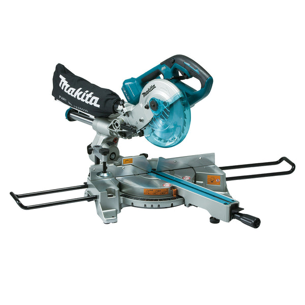 DLS714Z TWIN 18V LXT SLIDE COMPOUND MITRE SAW ( BODY ONLY )