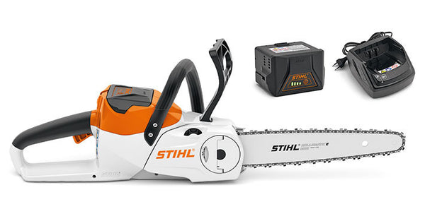 STIHL MSA120C Compact cordless chainsaw with battery and charger
