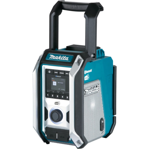 Makita DMR115 Job Site Radio With DAB/DAB+/Bluetooth