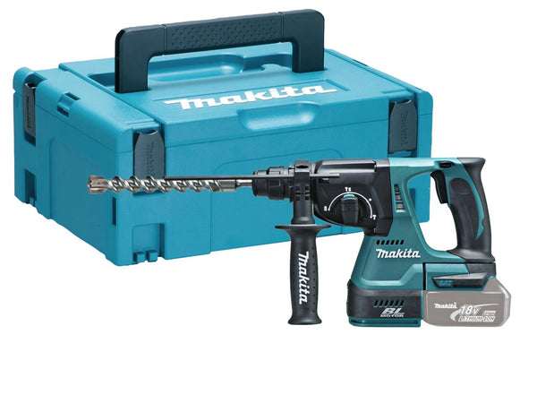 Makita DHR242ZJ 18V SDS Plus Brushless Rotary Hammer Drill Bare Unit