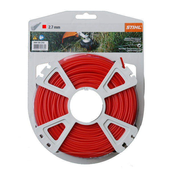 Stihl Trimmer Line - 2.7mm