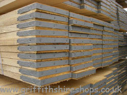 13' Scaffold boards