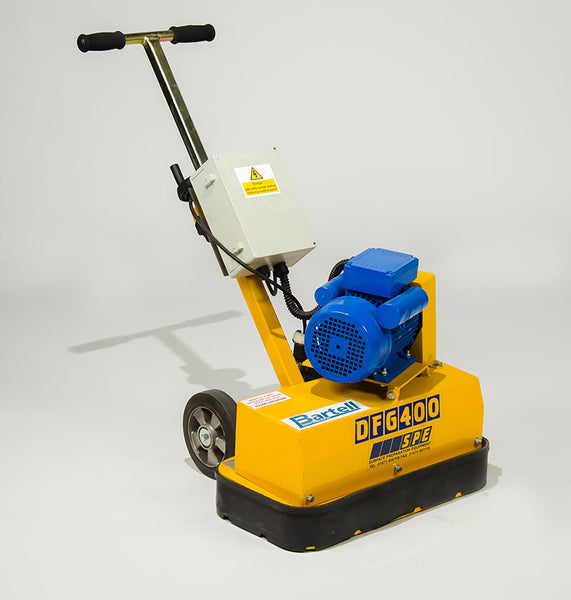 Twin Headed Electric Floor Grinder