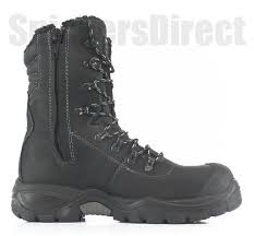 Alaska Safety Boots with Composite Toe Caps & Composite Plate Model: Alaska ART. TG80420 Snickers