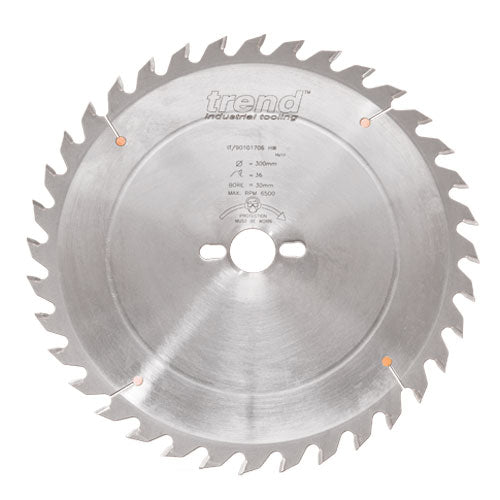 MW-Rip & Cross Cut  sawblade 350X30X42T