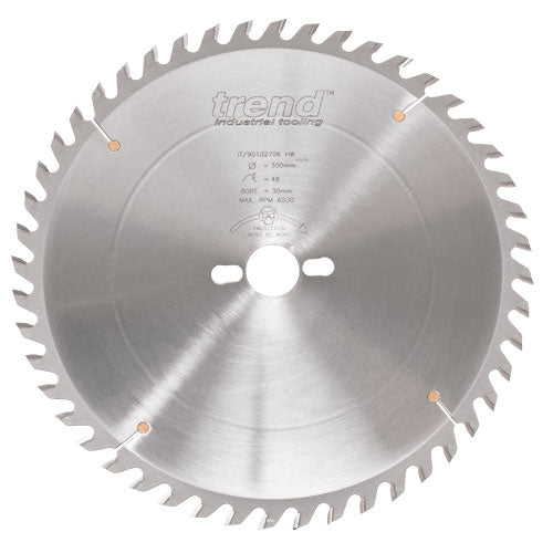 MW - Trim and Crosscut sawblade 400X30X60T