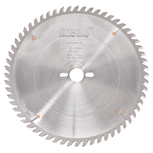 DMAX Trim and Size sawblade 250X30X3.2X80T