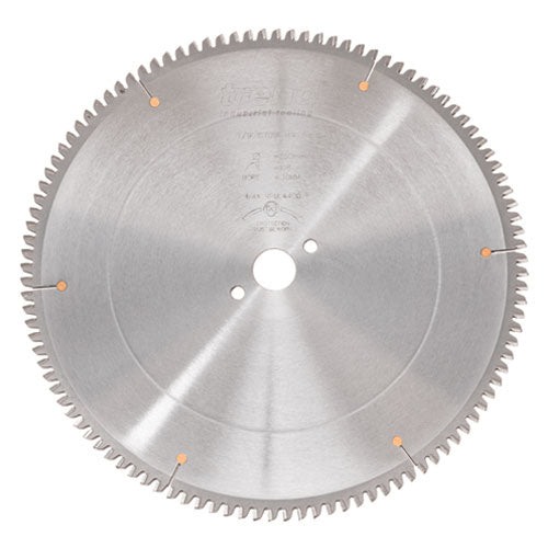 MUP-Plastic Trim and Size sawblade 350X30X108T