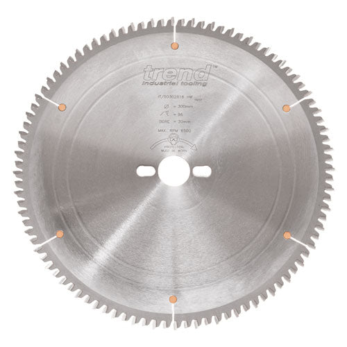 MWTN-Trim and Sizing sawblade 350X30X108T