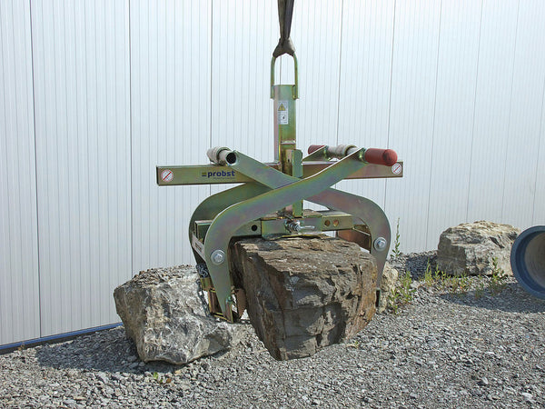 Jaw type Kerb Lifter