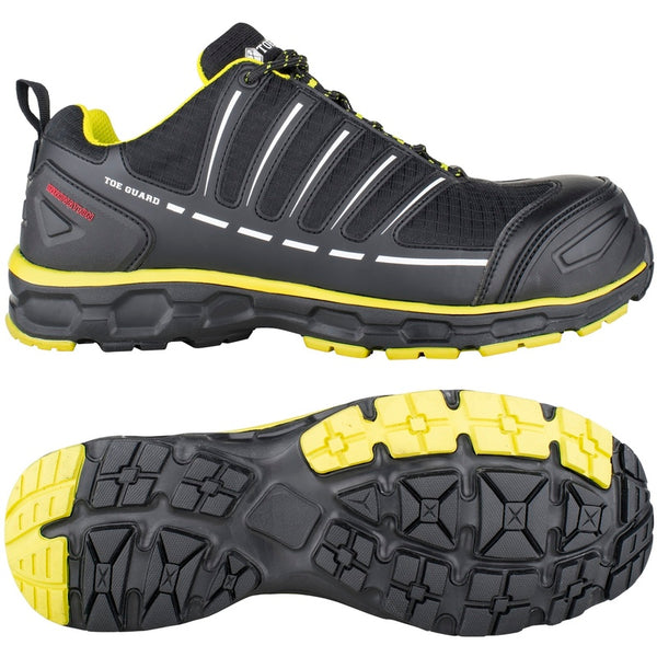 Sprinter Safety Shoes with Composite Toe Caps and Composite Midsole Model: Sprinter ART. TG80510 Snickers