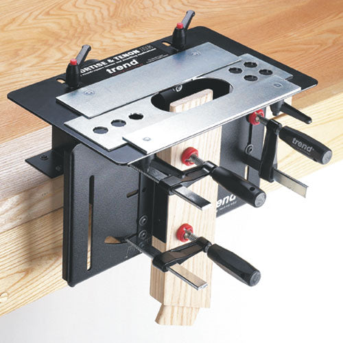 Mortise and Tenon Jig (Imperial Size)