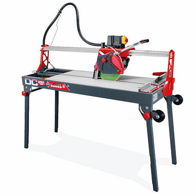 Extended Radial Arm Tile Saw