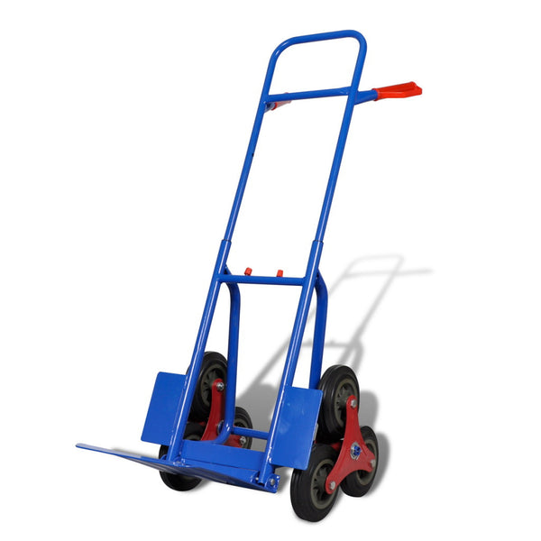 Sack Truck - 6 Wheels (stair sack truck)
