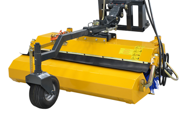 Giant Sweeper Brush Attachment