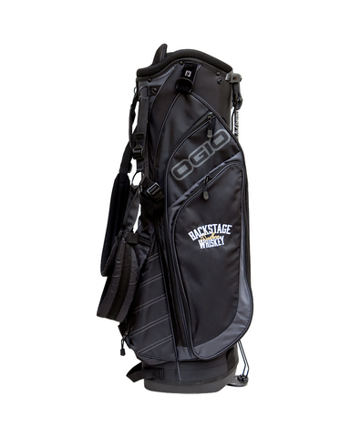 BACKSTAGE WHISKEY OGIO GOLF STAND BAG