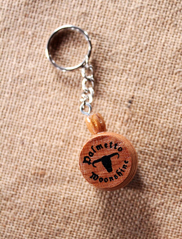 BARREL KEYCHAIN