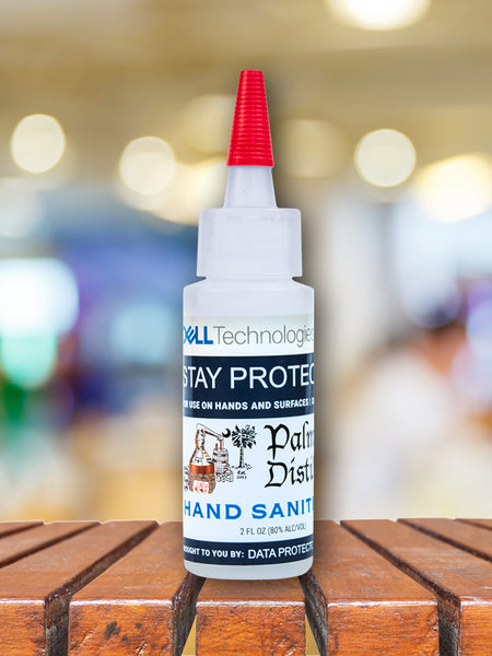 DELL - HAND SANITIZER - 2 OZ