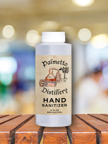 HAND SANITIZER - 12 OZ