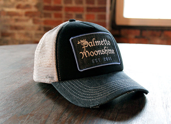 PALMETTO MOONSHINE PATCH HAT