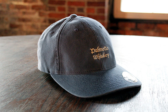 PALMETTO WHISKEY HAT - BLUE