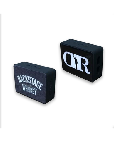 BACKSTAGE WHISKEY PORTABLE SPEAKERS
