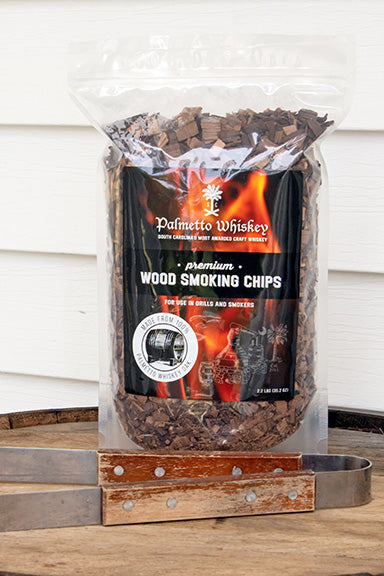 WOOD SMOKER CHIPS