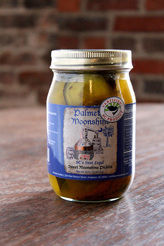 BOGGS BOYS SWEET MOONSHINE PICKLES