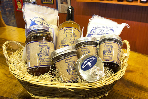 CUSTOM GIFT BASKET - PANTRY GOODS $55