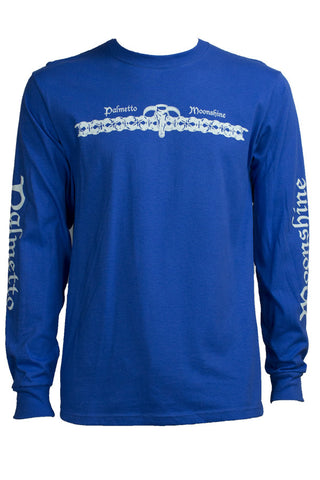 PALMETTO MOONSHINE ORIGINAL DESIGN LONG SLEEVE SHIRT