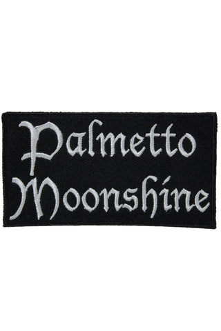 PALMETTO MOONSHINE PATCH