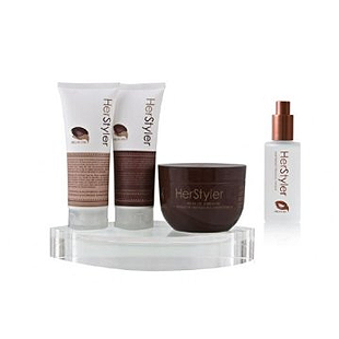Argan Oil Complete  Hair Care Set