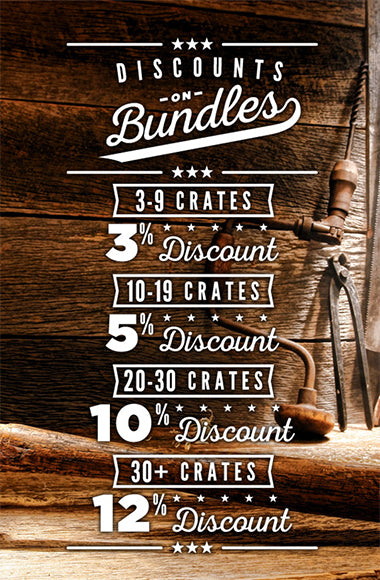Discount On Bundle Orders