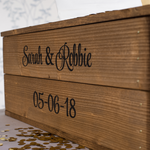 Wedding Cards crate