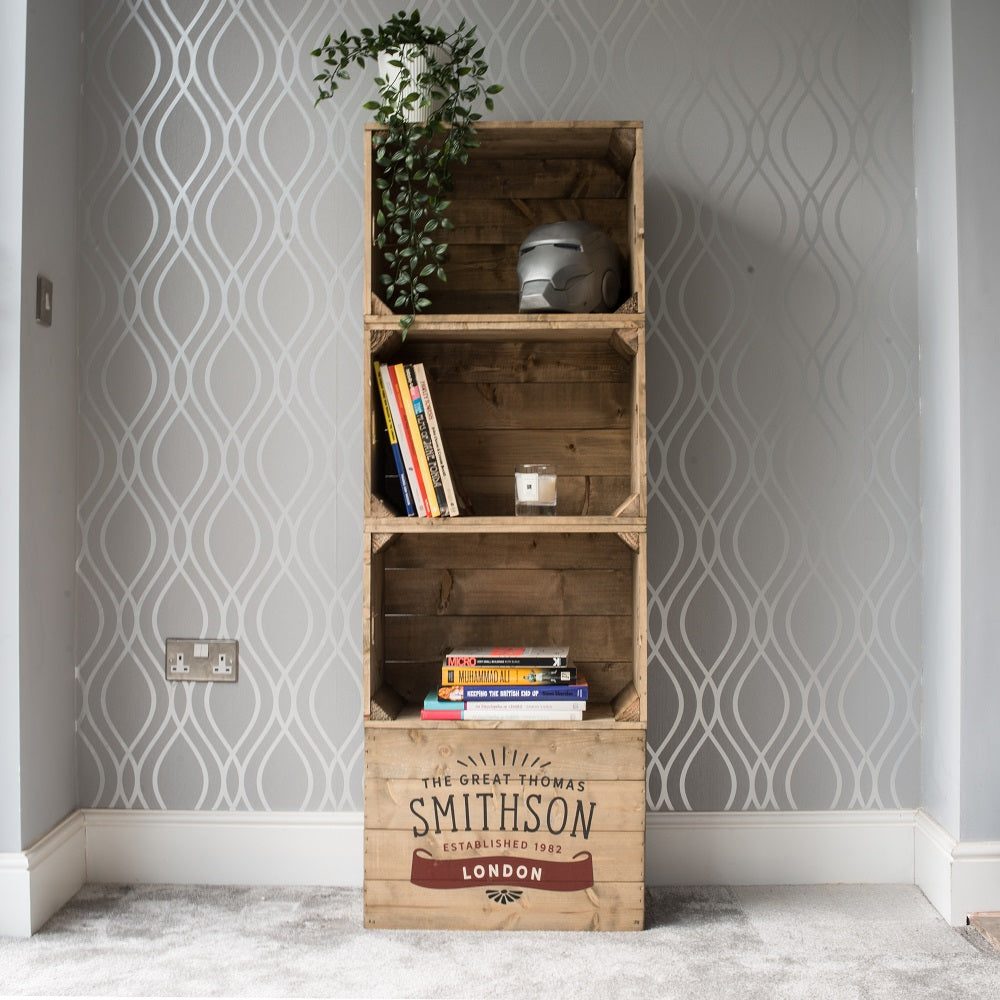Home Shelving Unit Modular - Free Delivery