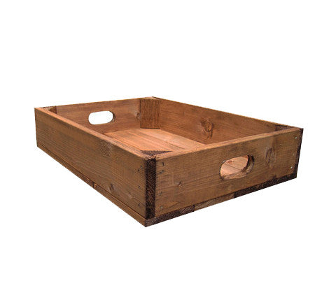 Apple crate tray for Apple crate furniture