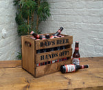 Beer crate - Personalised