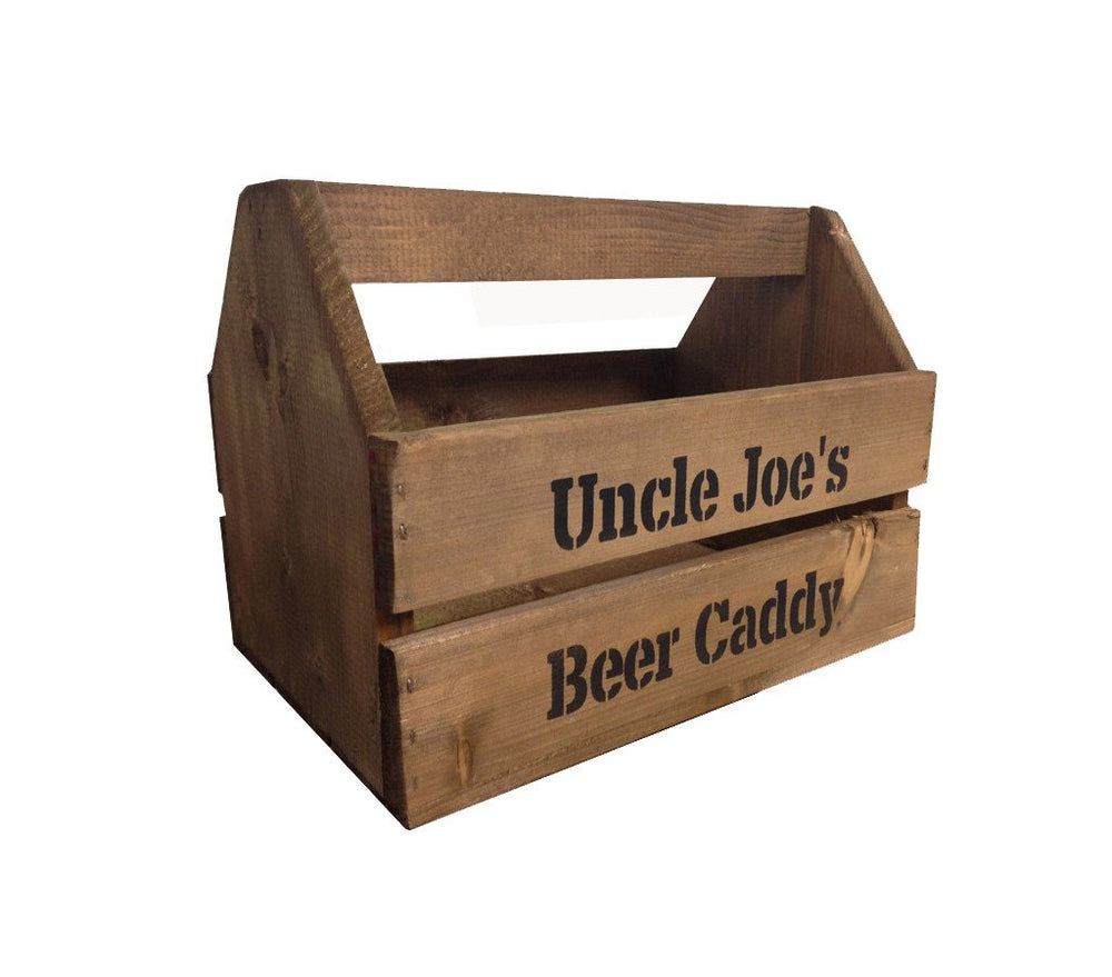 Carry Crate - Personalised
