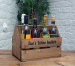 Corporate Drinks Carry Crate - ideal for Gifts/Marketing