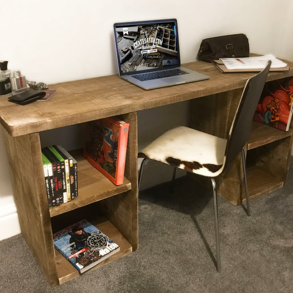 Reclaimed Desk large - Free Delivery