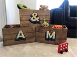Toy Box Stack