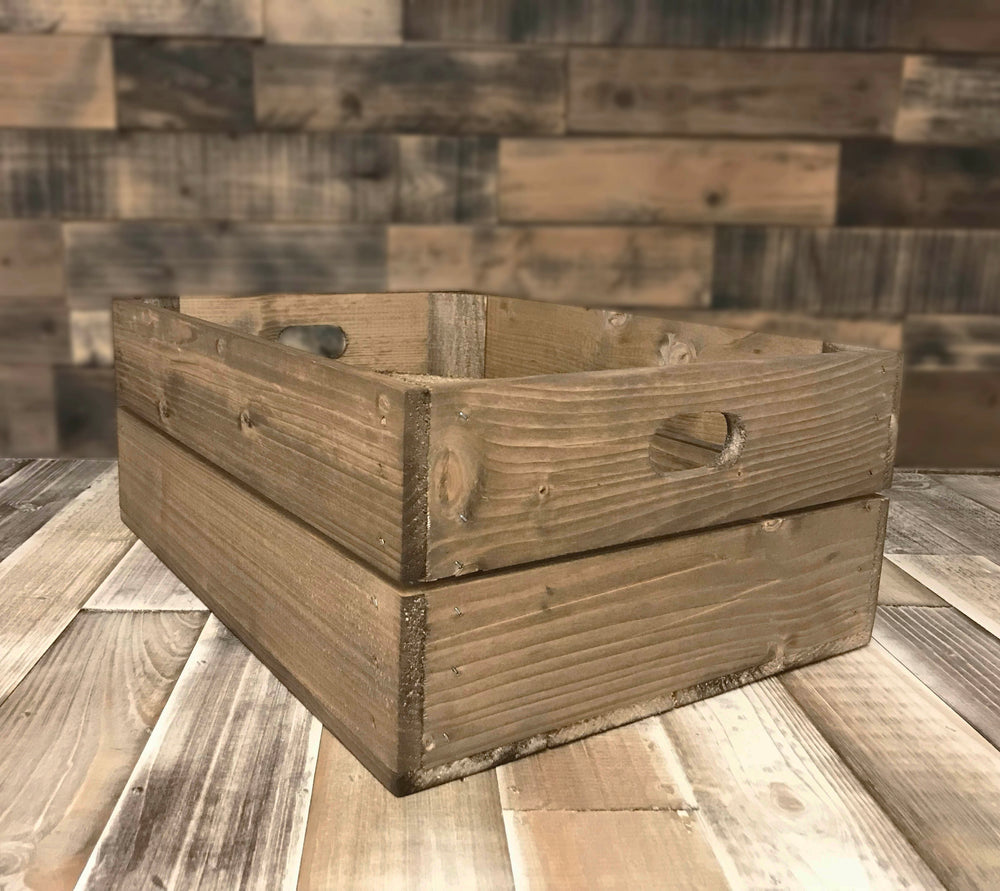 Shallow Crate