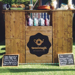 Small Modular Event Stand - Free Delivery