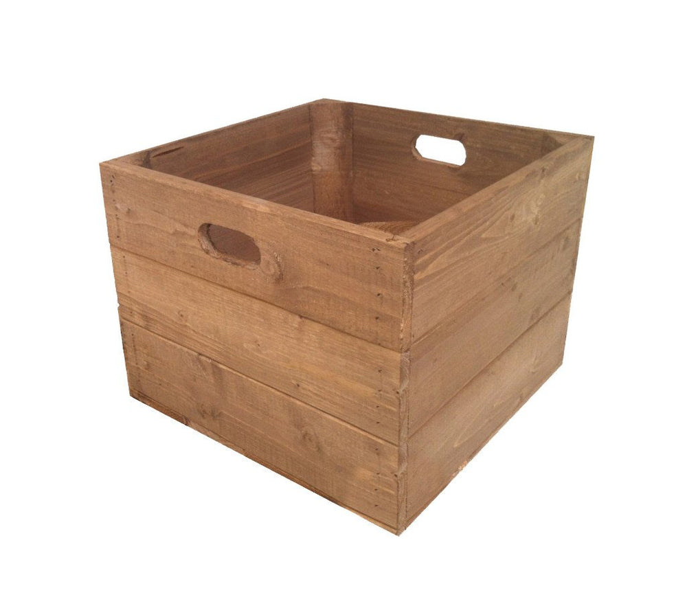 10 Square Crates Discount Bundle - 4 finishes available - Free Delivery