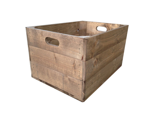 Standard crate for Apple crate furniture