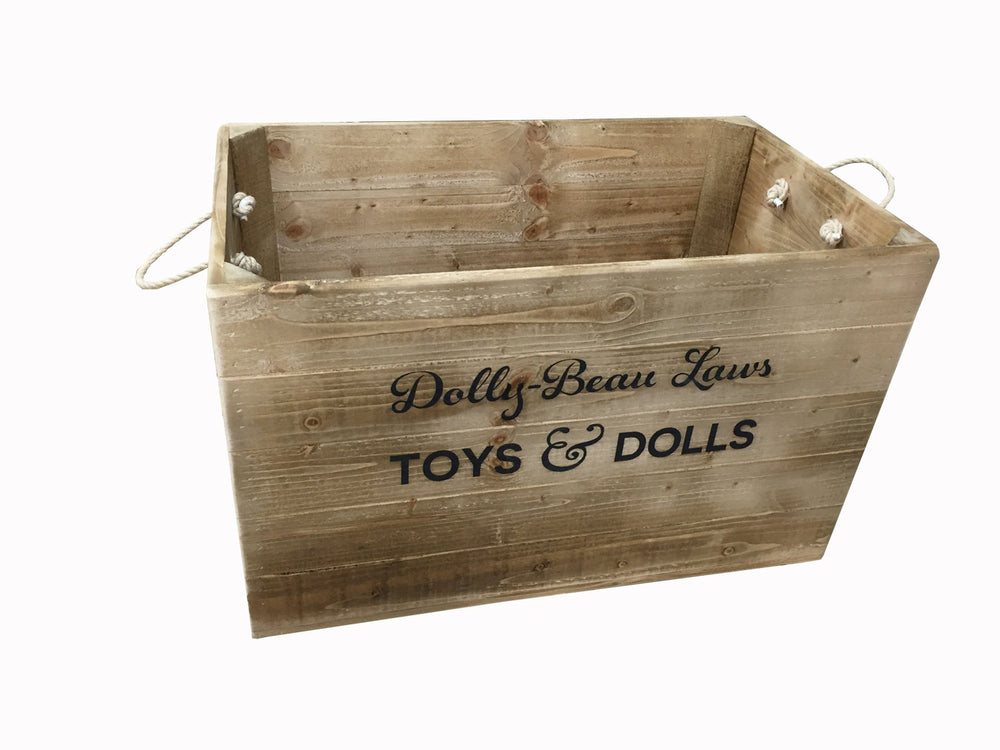 Extra Large Toybox with lid