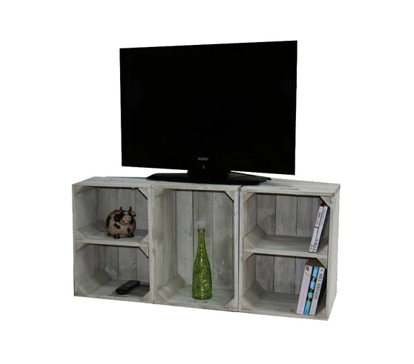 White Wash Gel Stain: Tv Unit Style 1 White Wash Or Reg Stain
