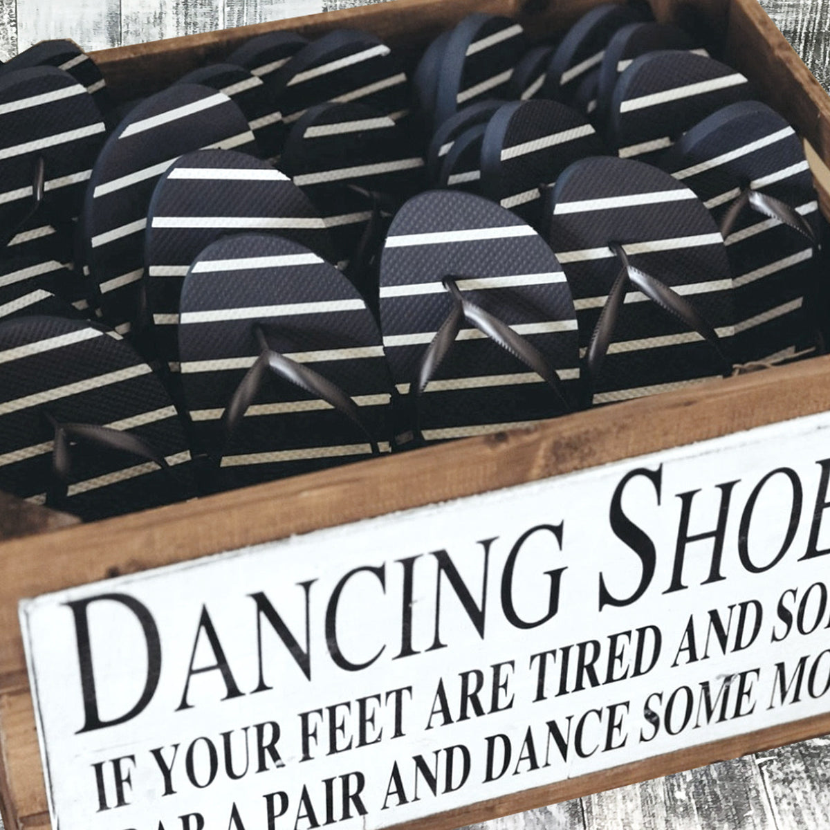 525607cd402ee0 Wedding Dancing Shoes Crate - Crates4You.com