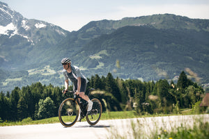 Reviewing the Night Mono Road Cycling Shoes in the Austrian Alps